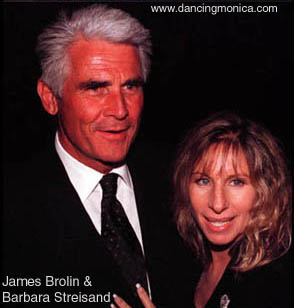 James Brolin & Barabara Streisand