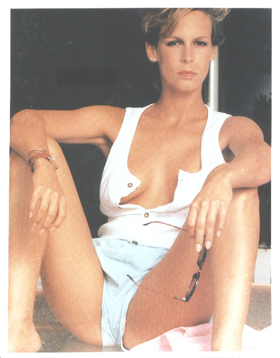Jamie lee curtis fake porn exist?